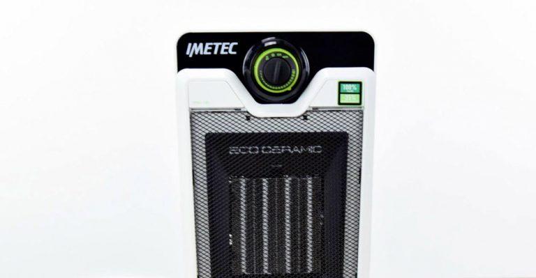 I migliori termoventilatori per scaldare il bagno o piccoli ambienti
