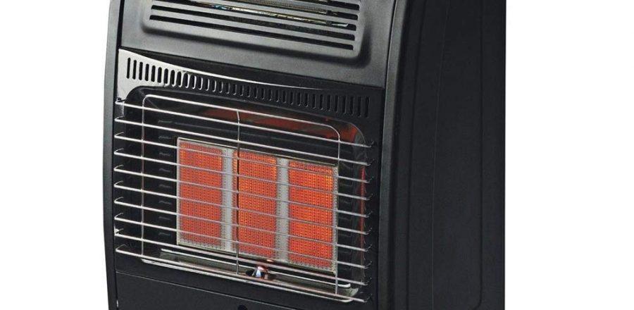 Stufa catalitica DCG a Gas GPL con Infrarossi 4200W e Ventilata Turbo